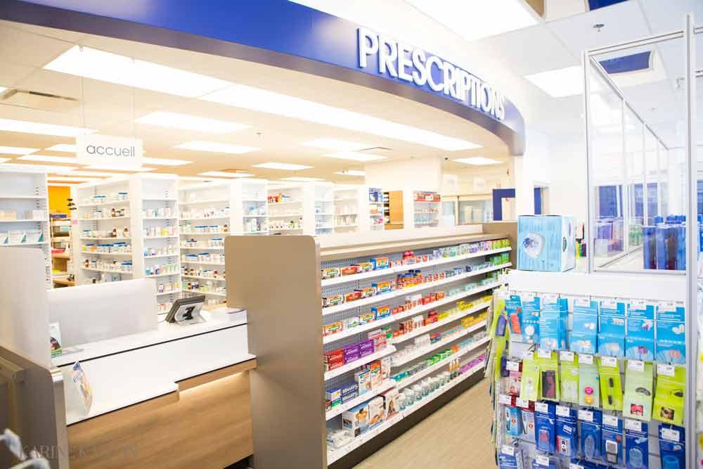 Iv Tech Pharma - Montréal Canada. Photos site web
