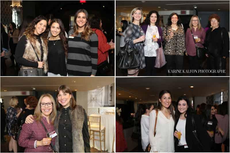 Women Power Federation CJA Cocktail Conférences et Réseautage